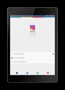 App InstaSaver APK for Kindle