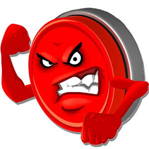 Angry Red Button - Dare Click?