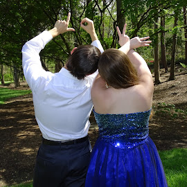 Lovebirds by Hailey Nichols - People Couples ( love, prom, couples )