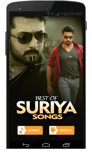Best of Suriya Tamil Songs APK