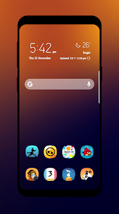 One UI 9.0 - Icon Pack Screenshot