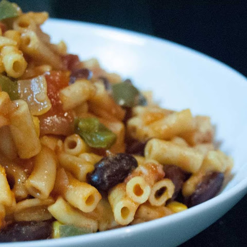 One Pot Mexican Pasta