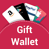 Download Gift Wallet - Free Reward Card APK on PC