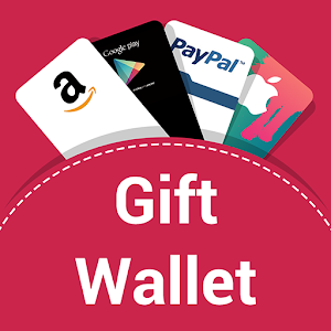 Gift Wallet - Free Reward Card Icon