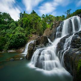 waterfalls parangloe  by Irfan Mrpunk - Uncategorized All Uncategorized ( waterfalls, indonesia, travel, landscapes, landscape )