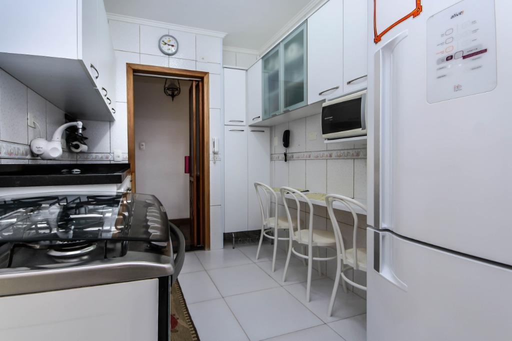 Apartamento mobiliado com 3 dormitórios à venda, 83 m² por R$ 429.918 - Vila São Francisco - São Paulo/SP