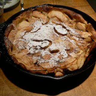 Baked Apple Pancake Dessert Recipes