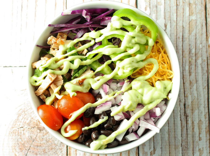 chicken burrito bowl one pan chicken burrito bowl burrito bowl burrito ...