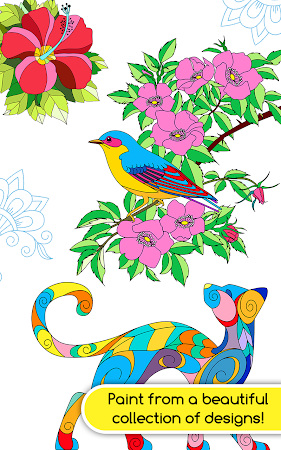 Color It – Free Coloring Book 1.2 screenshot 615032