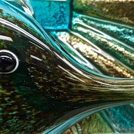 by Amol Polke - Artistic Objects Glass