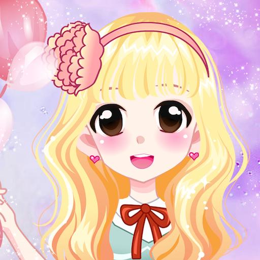 Sweetheart Princess Dress Up - fun game for girls (game)