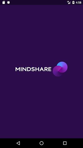 Mindshare Events Screenshot
