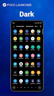 POCO Launcher 2.0 - Customize,  Fresh & Clean for pc