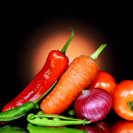 Veg delight by Asif Bora - Food & Drink Fruits & Vegetables (  )