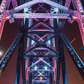 by Terry Fultineer - Buildings & Architecture Bridges & Suspended Structures