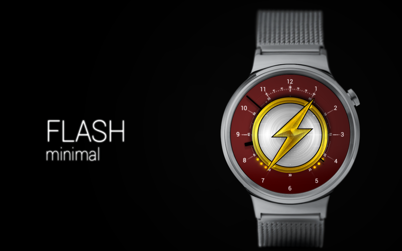 FLASH - Watch Face Screenshot 14