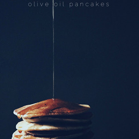 Olive Oil Homemade Pancakes