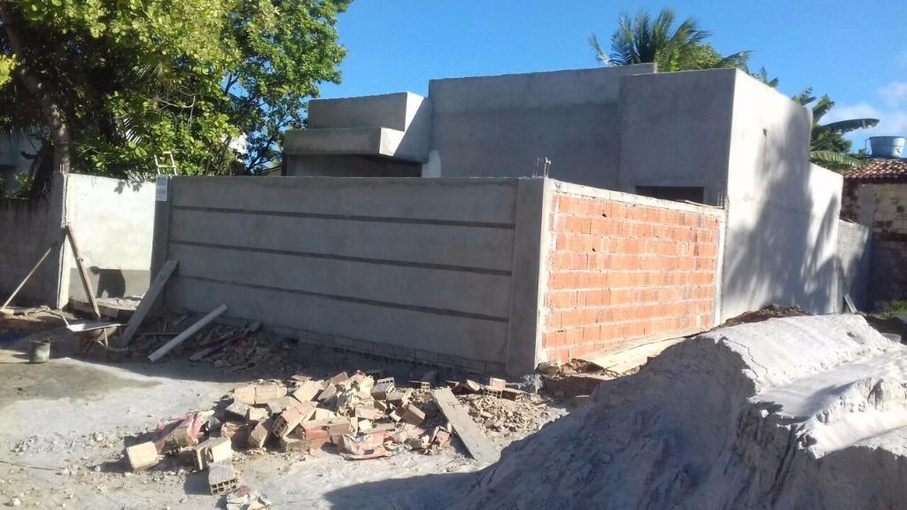 Casa nova em Jacumã, 600m da Praia!