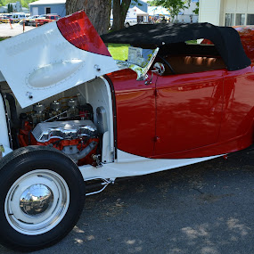FORD ROADSTER by Rhonda Rossi - Transportation Automobiles (  )