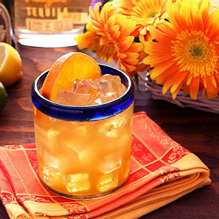 Orange Marmalade Margarita