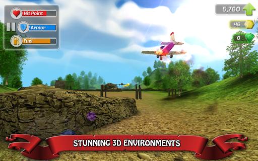 Wings on Fire - Endless Flight screenshot 16