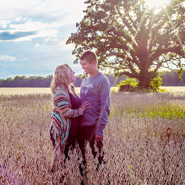 by Halie Hollar-Kingery - People Couples (  )