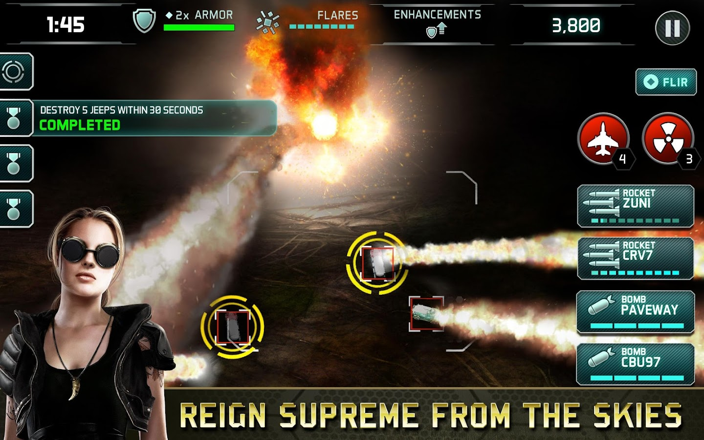 Drone Shadow Strike Screenshot 9