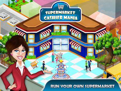 Game Supermarket Cashier Mania APK for Windows Phone