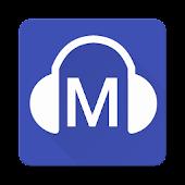 App Material Audiobook Player APK for Windows Phone