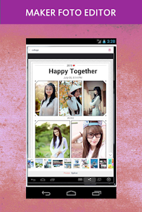 Selfie Photo Editor - screenshot