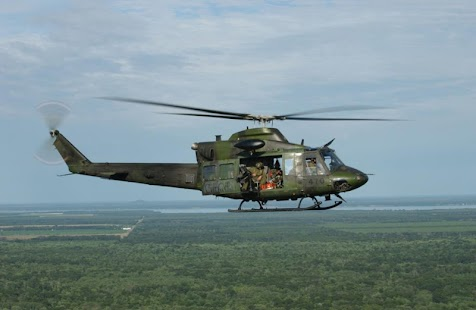 Huey Helicopters Wallpapers - screenshot
