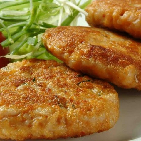 Chicken Cutlets in French