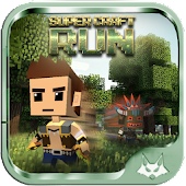 Game Super Craft Run APK for Kindle
