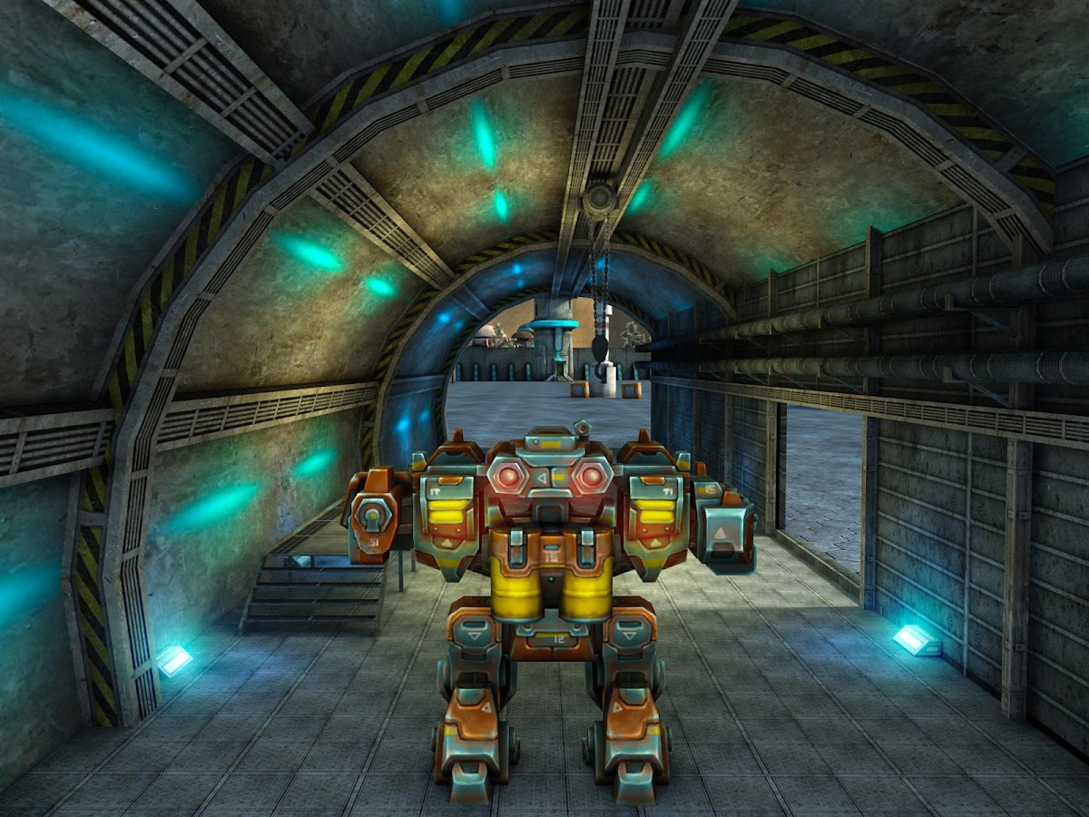 Mech Robot War 2050 Screenshot 5