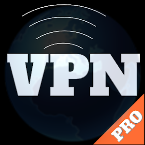 Surf the Web and safely and anonymously with VPN, unlimited and free. APK Icon