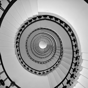 Stairs to heaven by Santanu Mondal - Buildings & Architecture Office Buildings & Hotels