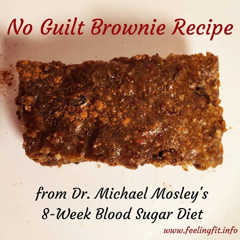No Guilt Brownies