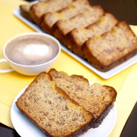 The Best Low Carb, Gluten Free Banana Bread - Sugar Free