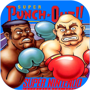 SNES PunchOut - Classic Boxing Game Play