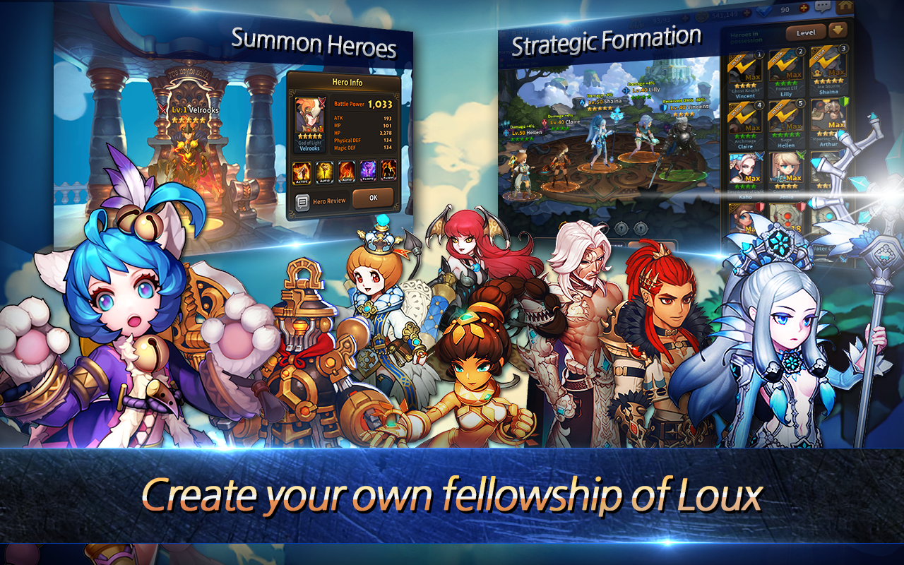 Light: Fellowship of Loux Screenshot 8