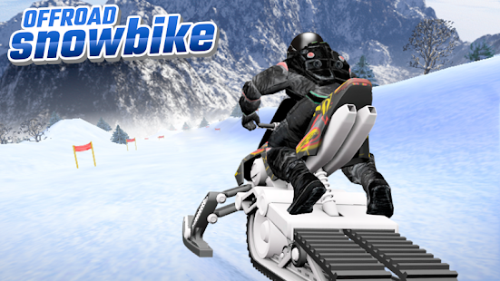 OffRoad Snow Bike