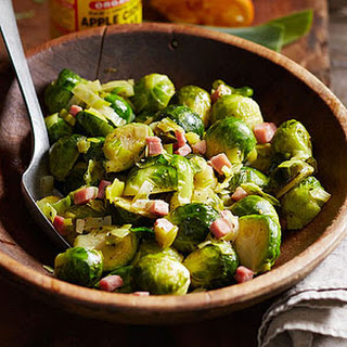 Brussel Sprouts Leeks Recipes