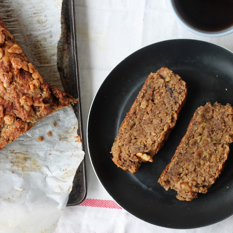 Banana Foster Bread {vegan-friendly}