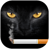 Cigarette Smoke Screen Lock APK for Nokia