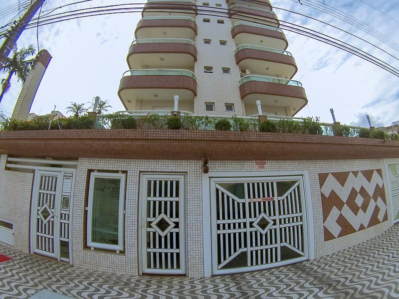 Apartamento 1 Dormitório à venda, Vila Caiçara, Praia Grande.