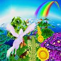 Free Unicorn Dash Fly Pegasus 3D HD APK for Windows 8