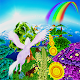 Unicorn Dash Fly Pegasus 3D HD