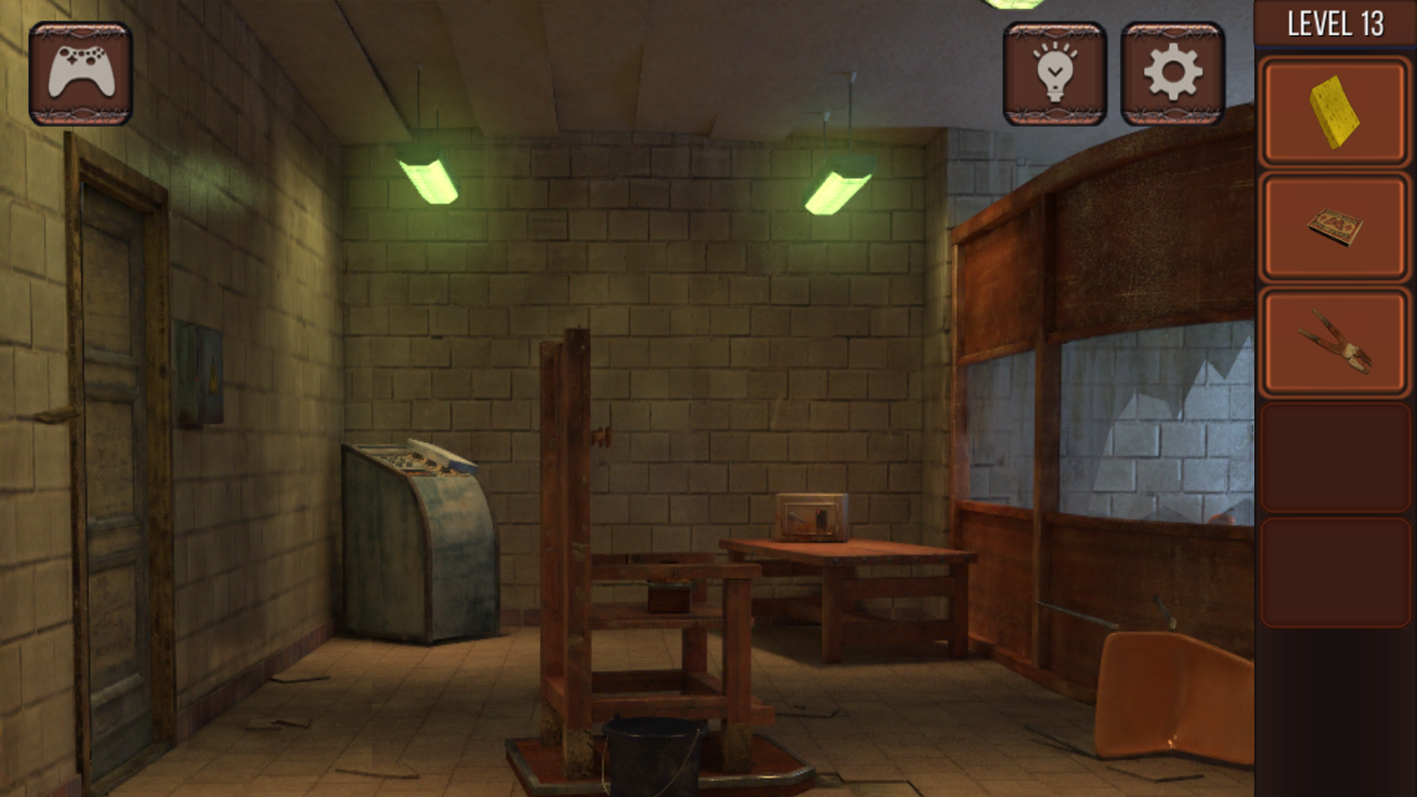 Alcatraz Escape Screenshot 3