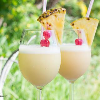 Pina Colada Orange Juice Recipes