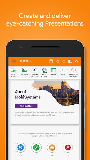 OfficeSuite Pro + PDF screenshot 4